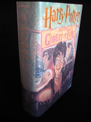 HARRY POTTER AND THE GOBLET OF FIRE: Rowling, J.K.,