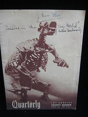 Saddles in the New World: Woodward, Arthur