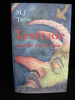 Lestrade and the Devil's Own: Trow, M. J.