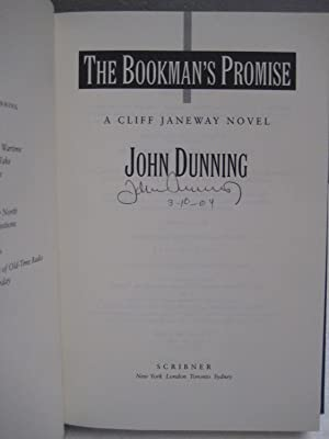 The Bookman's Promise: Dunning, John