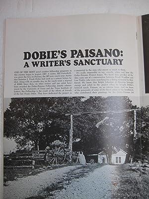 Dobie's Paisano: A Writer's Sanctuary: Canson, Jack