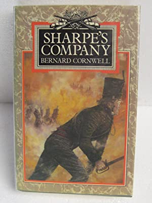 Sharpe's Company : Richard Sharpe and the Siege of Badajoz, January to April 1812