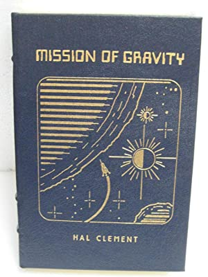 MISSION OF GRAVITY: Clement, Hal, Illustrated