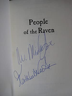 People Of The Raven: Gear, Kathleen O'Neal; Gear, W. Michael