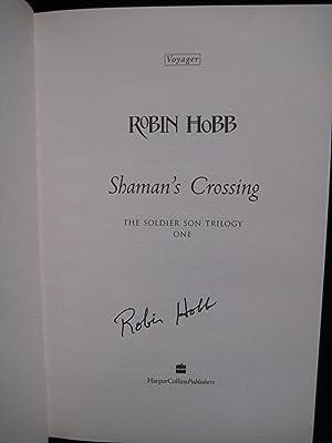 Shaman's Crossing: Hobb, Robin