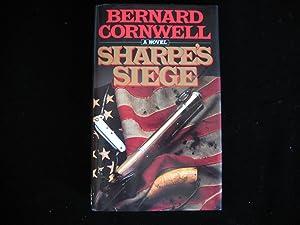 SHARPE'S SIEGE: Cornwell, Bernard
