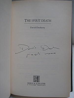 THE SPIRIT DEATH: Docherty, David