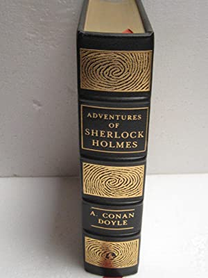 ADVENTURES OF SHERLOCK HOLMES: Doyle, A. Conan, Illustrated by Frederick Dorr Steele, Sidney Paget