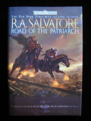 Road of the Patriarch : The Sellswords, Book III