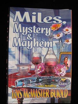 MILES, MYSTERY & MAYHEM: Bujold, Lois McMaster