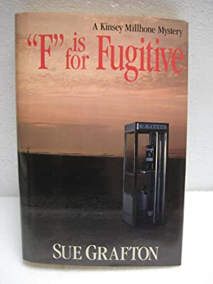 """F"""" IS FOR FUGITIVE: GRAFTON, SUE"""