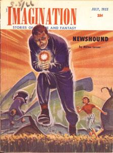 Imagination: July 1955