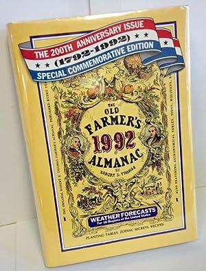 Old Farmer's Almanac 1992, The: Thomas, Robert B.