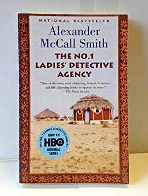 The No. 1 Ladies' Detective Agency: McCall Smith, Alexander