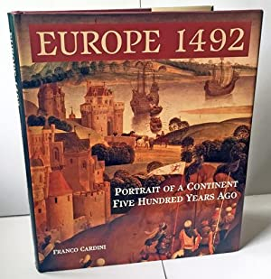Europe 1942: Portrait of a Continent Five Hundred Years Ago