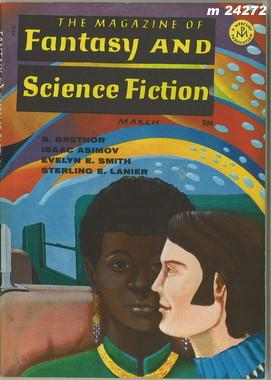 Fantasy and Science Fiction, March 1969