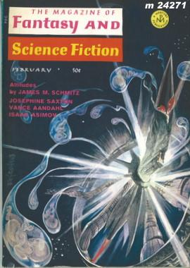 Fantasy and Science Fiction, February 1969
