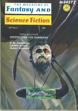 Fantaxy and Science Fiction, April 1969
