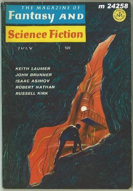 Fantasy and Science Fiction, July 1967