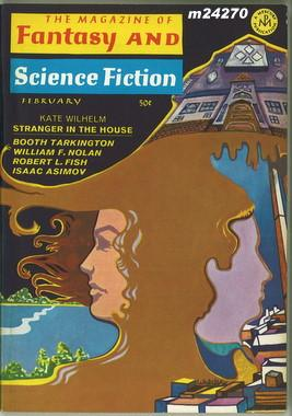 Fantasy and Science Fiction, February, 1968