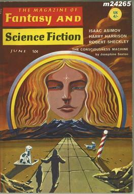Fantaxy and Science Fiction, June 1968