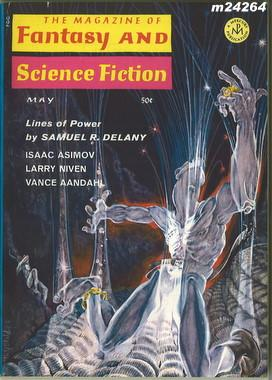 Fantasy and Science Fiction, May 1968