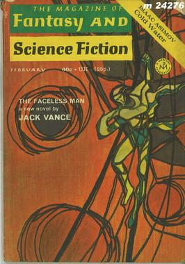 Fantasy and Science Fiction, February 1971
