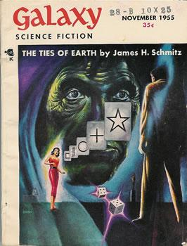 Galaxy Science Fiction, November 1955