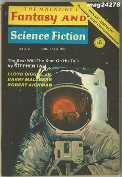 Fantasy and Science Fiction, May 1971