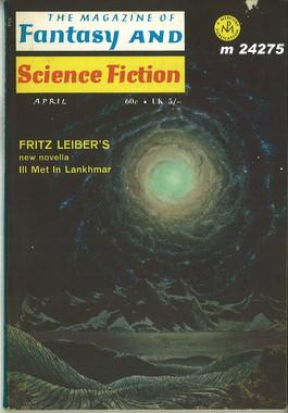 Fantasy and Science Fiction, April 1970