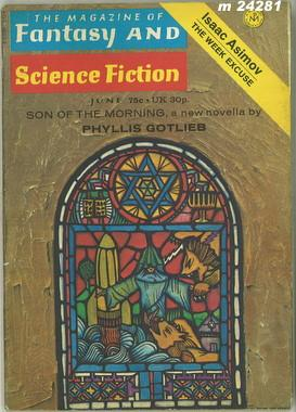 Fantasy and Science Fiction, June 1972