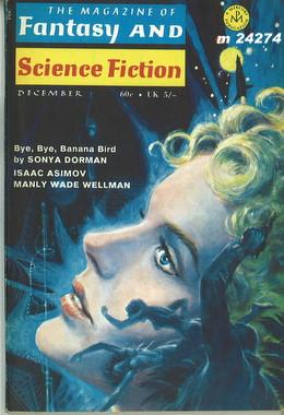Fantasy and Science Fiction, December 1969