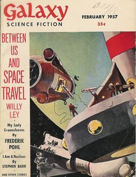 Galaxy Science Fiction, February 1957