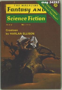 Fantasy and Science Fiction, May 1975