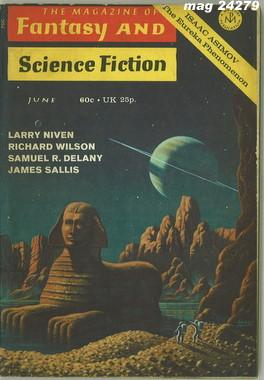 Fantasy and Science Fiction, June 1971