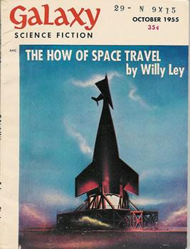 Galaxy Science Fiction, October 1955