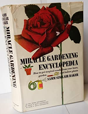Miracle Gardening Encyclopedia