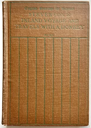 Stevenson's Inland Voyage and Travels With a: Mims, Edwin, Editor