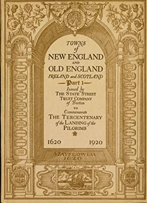Towns of New England and Old England Ireland and Scotland