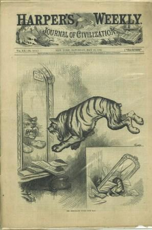 Harper's Weekly Journal of Civilization, May 20, 1876