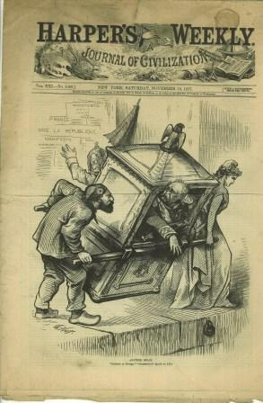 Harper's Weekly a Journal of Civilization, November 10, 1877