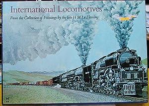 International Locomotives: Snell, J. B.