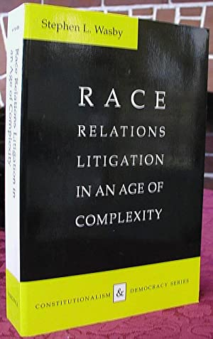 Race Relations Litigation in an Age of Complexity