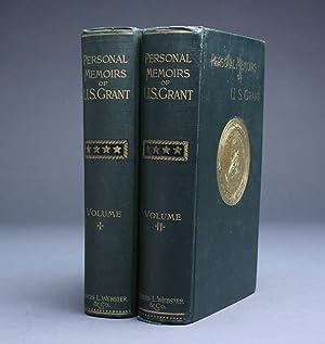 PERSONAL MEMOIRS OF U. S. GRANT. 2: Grant, Ulysses
