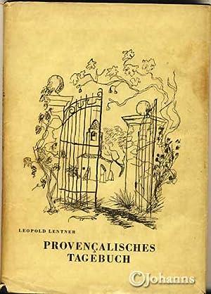 Provencalisches Tagebuch.,: Lentner, Leopold: