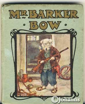 Mr. Barker Bow., In englischer Sprache.: o.A.: