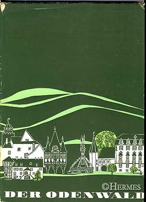 Der Odenwald., Land zwischen Rhein, Main und Neckar.: Winter, Dr. Heinrich: