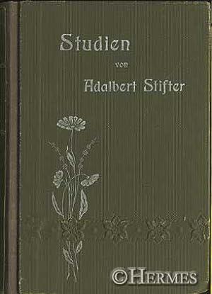 Studien., 2 Bände in einem Buch.: Adalbert Stifter: