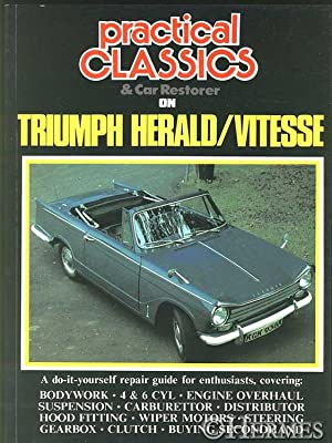 "Practical Classics and Car Restorer"" on Triumph: Clarke, R.M. [Hrsg.]:"