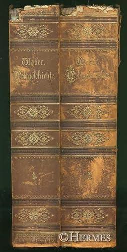 Lehrbuch der Weltgeschichte., Mit besonderer Rücksicht auf Cultur, Literatur- und ...